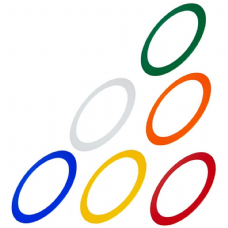Jac Products Absolute 4mm Juggling Ring